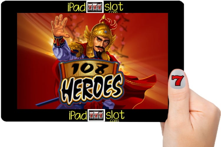 108 Heroes Free Microgaming Slot Game Guide