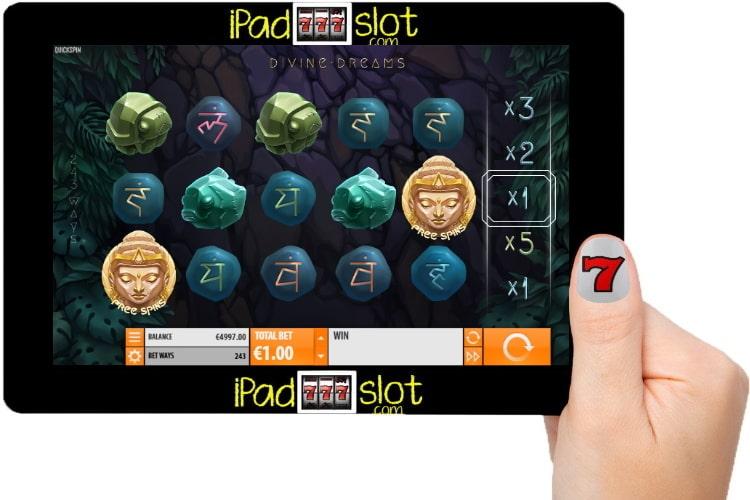 Divine Dreams Free Quickspin Slot Game Guide