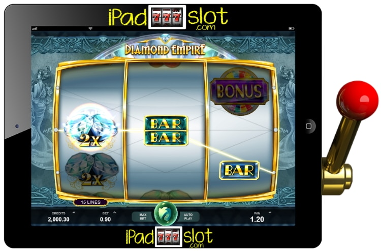 Diamond Empire Microgaming Slot Game Guide