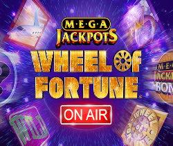 Wheel of Fortune On Air Mega Jackpots