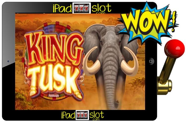 King Tusk Microgaming Slot Review
