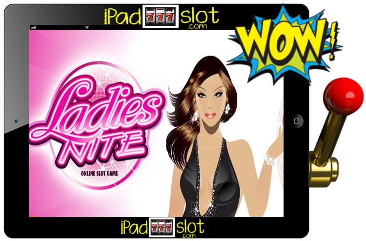 Ladies Nite Online Slot Review