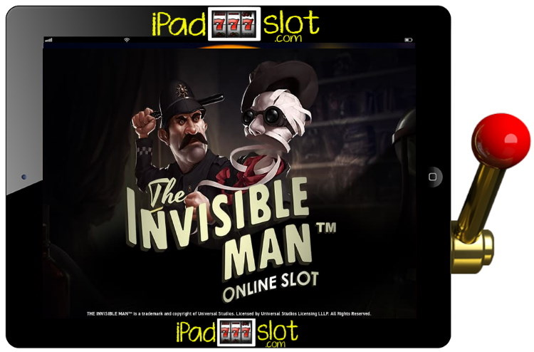 Invisible Man Online Slot Review