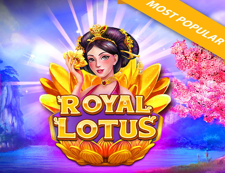 Royal Lotus Online Slot Review