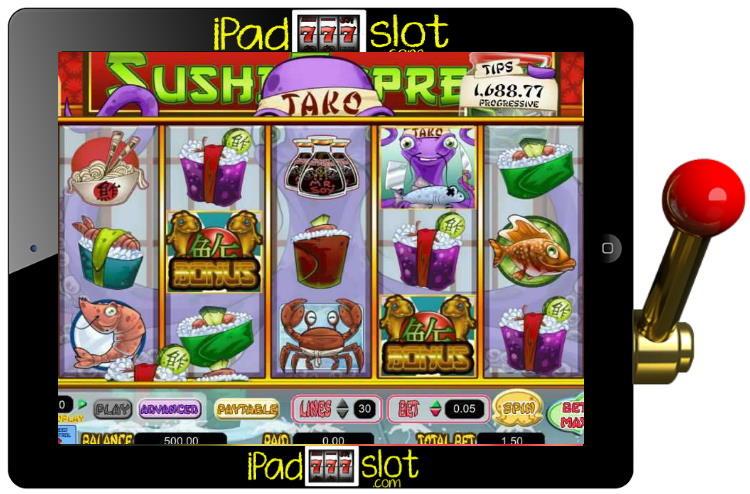 Sushi Express Online Slot Guide