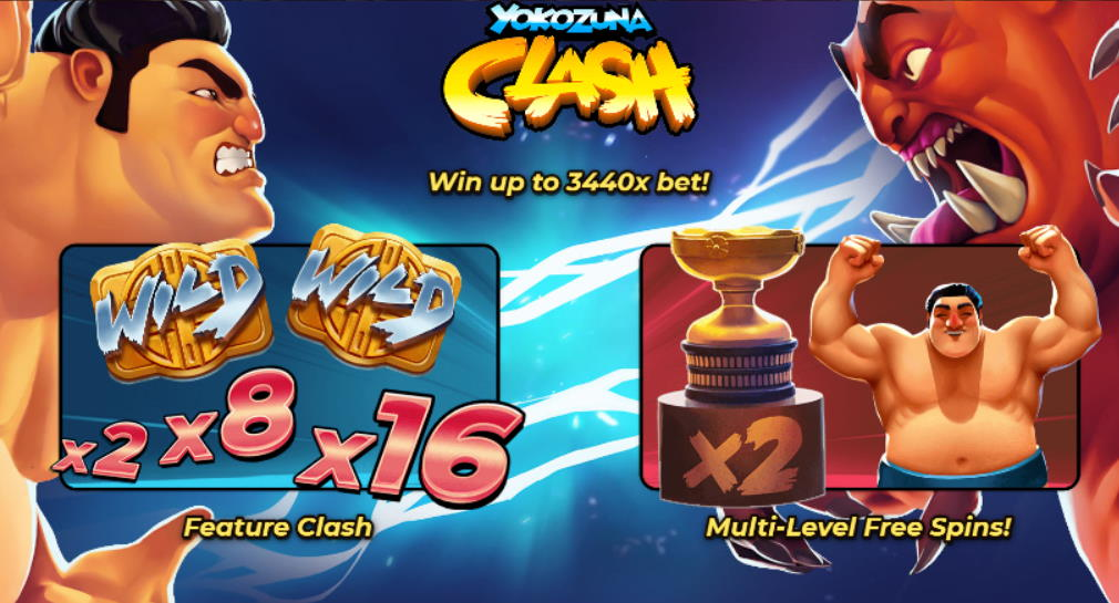 Yokozuna Clash Free Slot Review